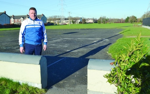 Calls to support Knockmitten United FC's astro-turf pitch
