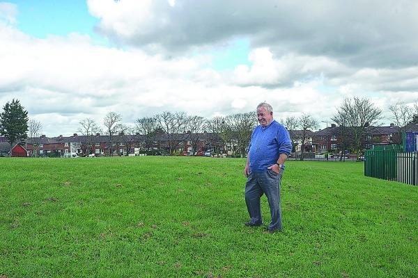 Hidden graveyard 'shamefully covered over during the 1970s'