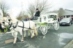 Community grieves for young boy Sean after pony and trap accident