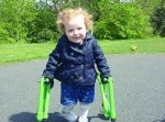 Family plea for donations for life-saving surgery for three-year-old with cerebral palsy