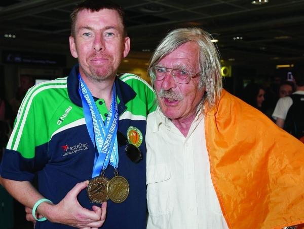 Irish team in European Transplant Games brings home 21 gold medals