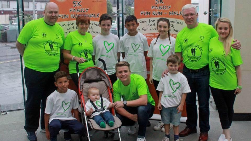 Ciarán Carr Fun Run for the family still open to applicants