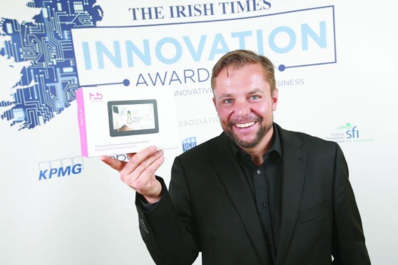 HUB household energy controller reaches Innovation Awards final