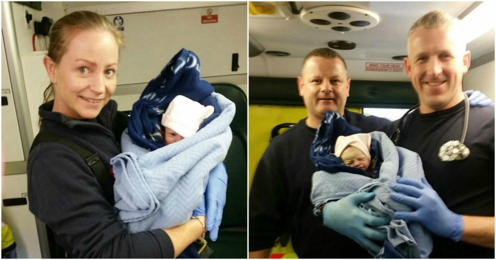 Tallaght fire crew help deliver premature baby girl in Brookview
