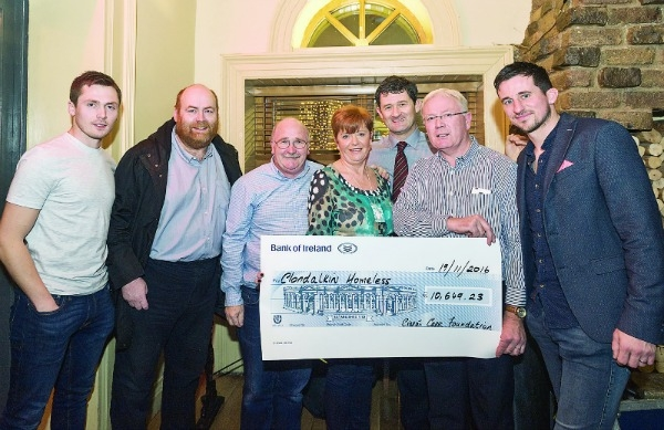 Ciaran Carr Foundation helps homeless with over €10,000 raised on fun run