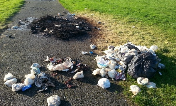 On-the-spot fines for dumping bring council revenue of over €22,500