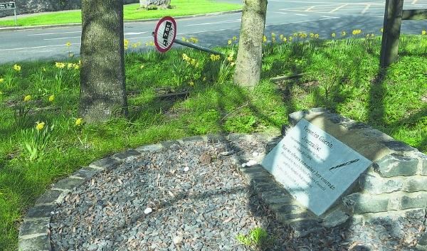 'Lack of respect' shown to Veronica Guerin memorial stone