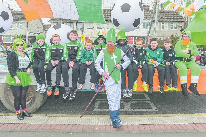 All you need to know about St Patrick's Day parades in Clondalkin, Lucan and the Four Districts