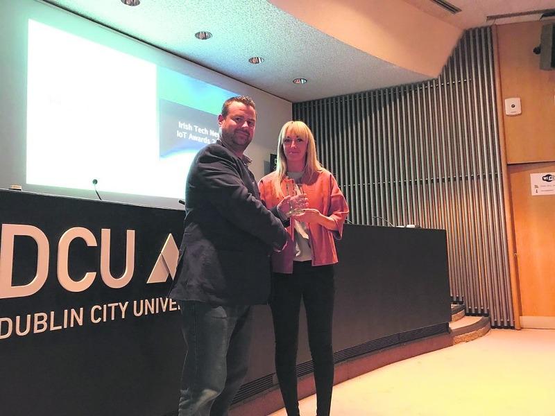 HUB Controller are overall winner of Irish Tech awards