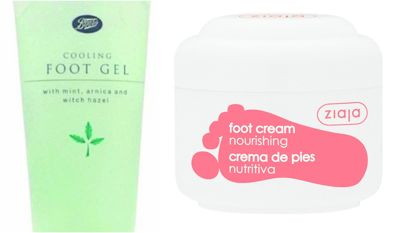 eBeauty – A little TLC  for our aching feet