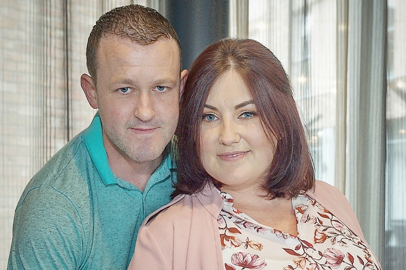 Moire Ryan and Bobby Keena: Meet our sixth Red Cow Moran Hotel wedding competition finalists