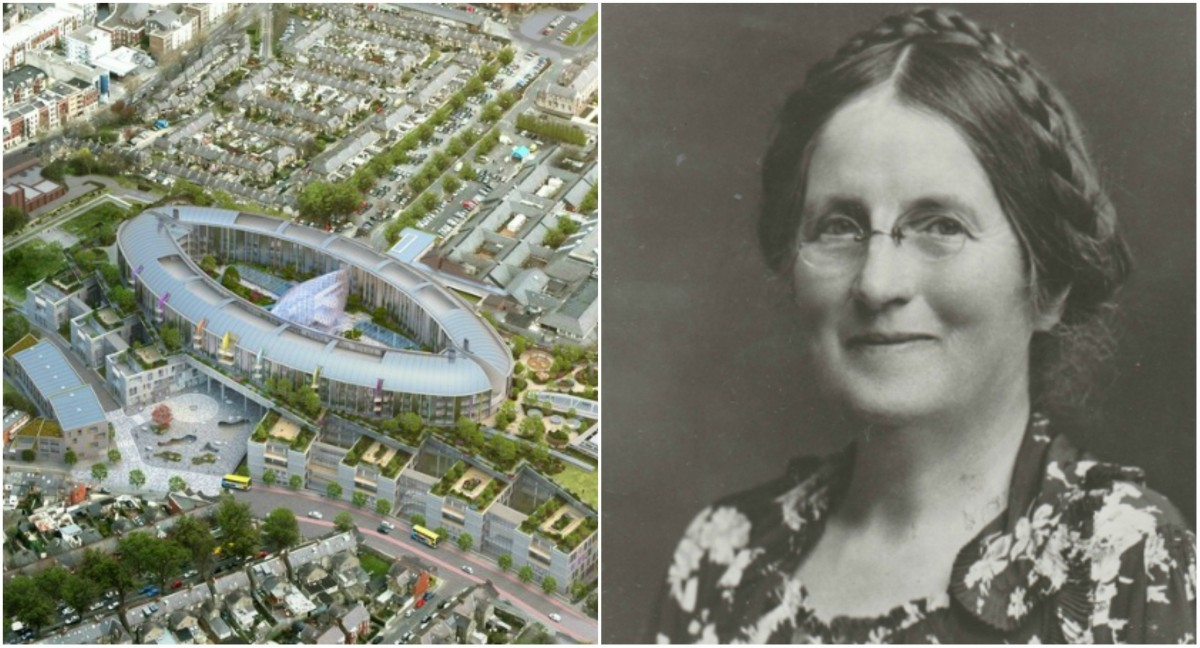 Move to name new hospital after Dr Kathleen Lynn