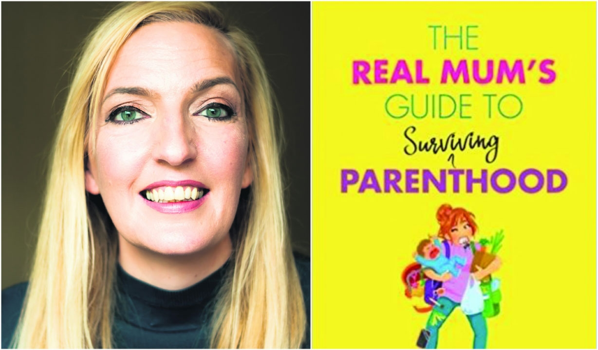 Debut book for Tallaght native and mother-of-seven Jen Hogan