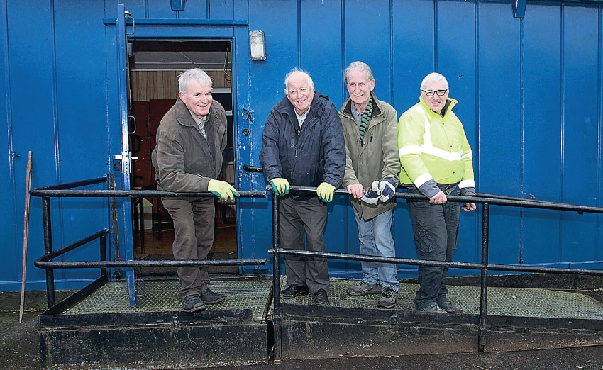 Mens shed find their new home