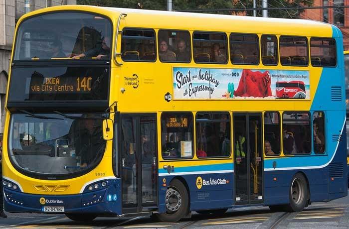 Dublin Bus increase services