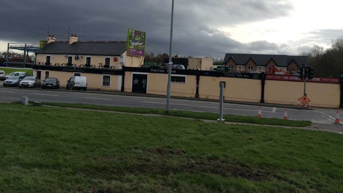 Cuckoo's Nest pub to be demolished