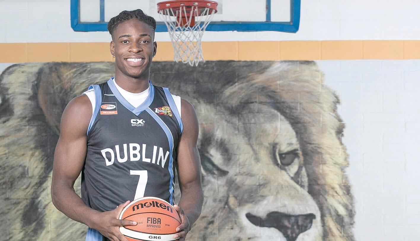 Igiehon applauds Lions for helping propel him towards NBA dream
