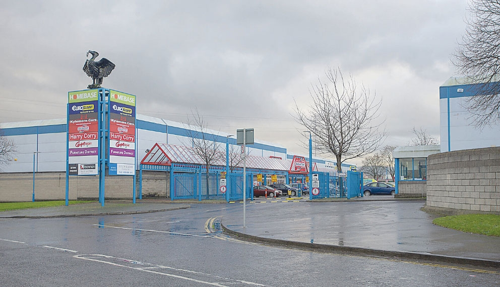 Royal Liver Retail Park is sold off for €25 million