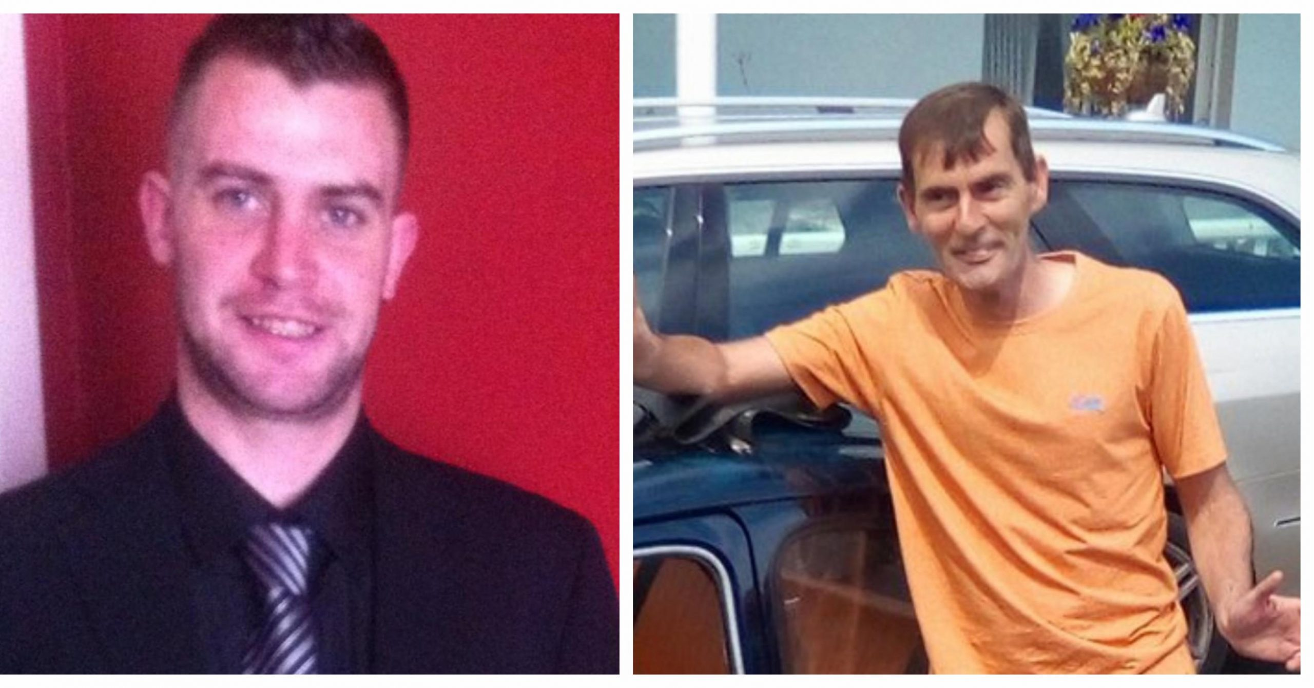 Gardai appeal for help in tracing missing men from Tallaght