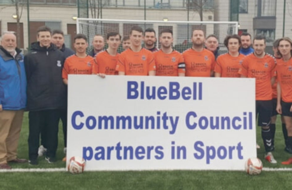 Football club want to be model for the community