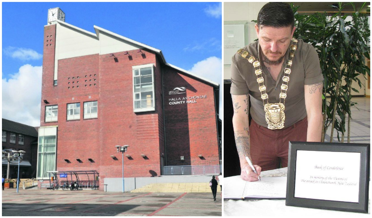 SDCC open books of condolence in memory of the victims of New Zealand attack