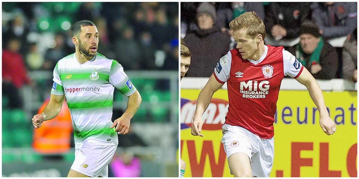 High-flying St Pat's and Rovers set for first clash