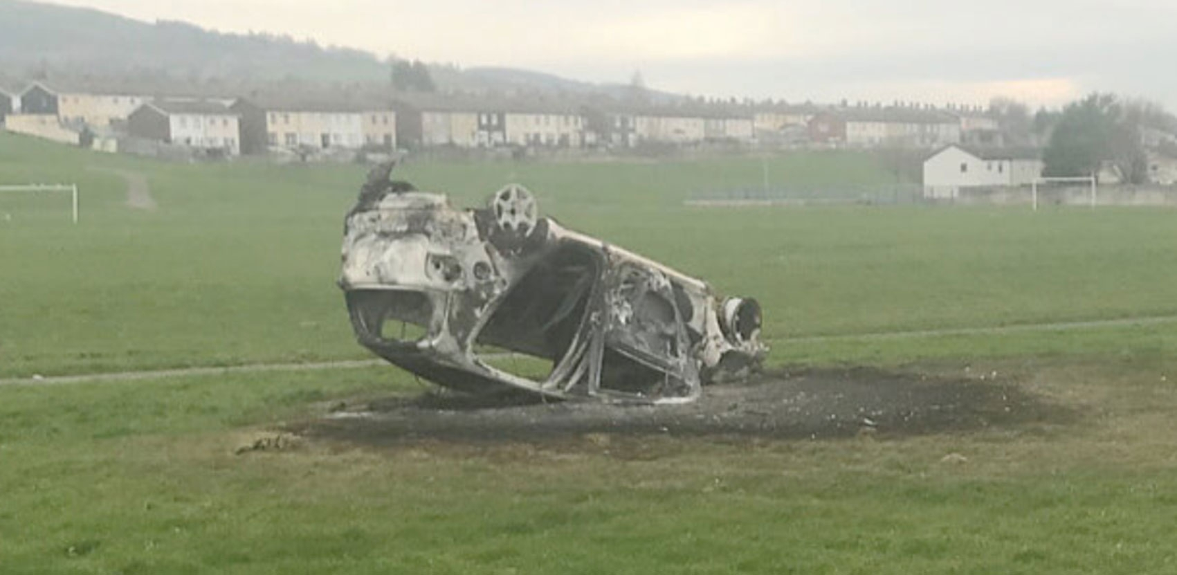 'Ongoing battle' against burnt out cars in Killinarden Park