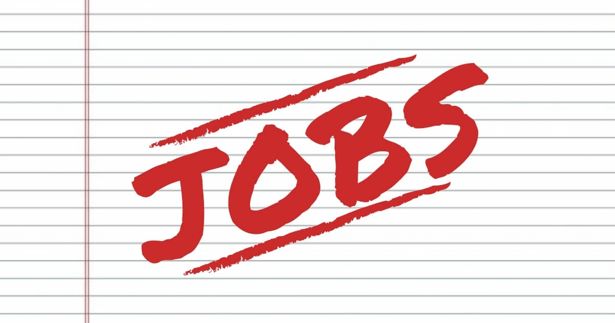 Check out this week's Echo Jobs and Training – 23rd April 2019 Edition