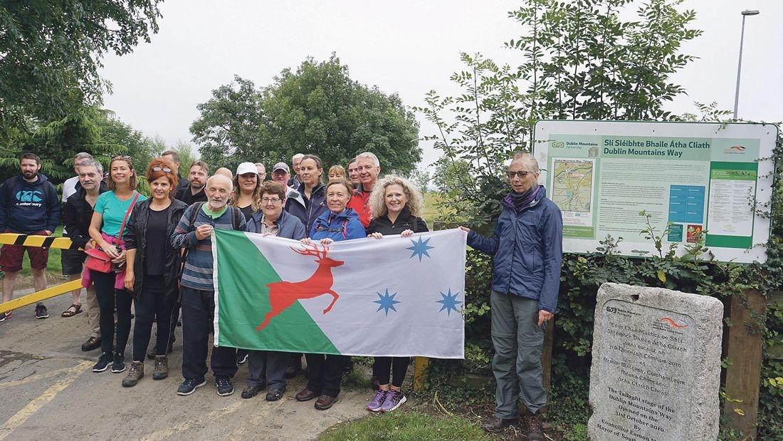 Heritage Week walk links three historic parks and waterways
