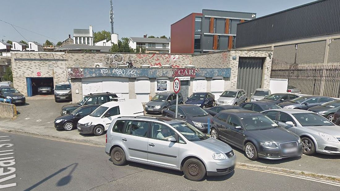 Plans for six-storey hotel at former motor business