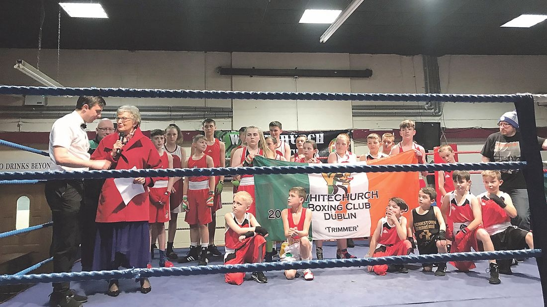 Boxing club at the heart of community needs a home