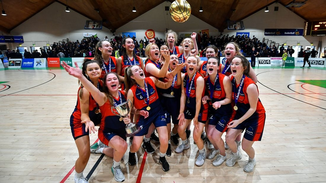 All-Ireland Cup glory for St Colmcille's