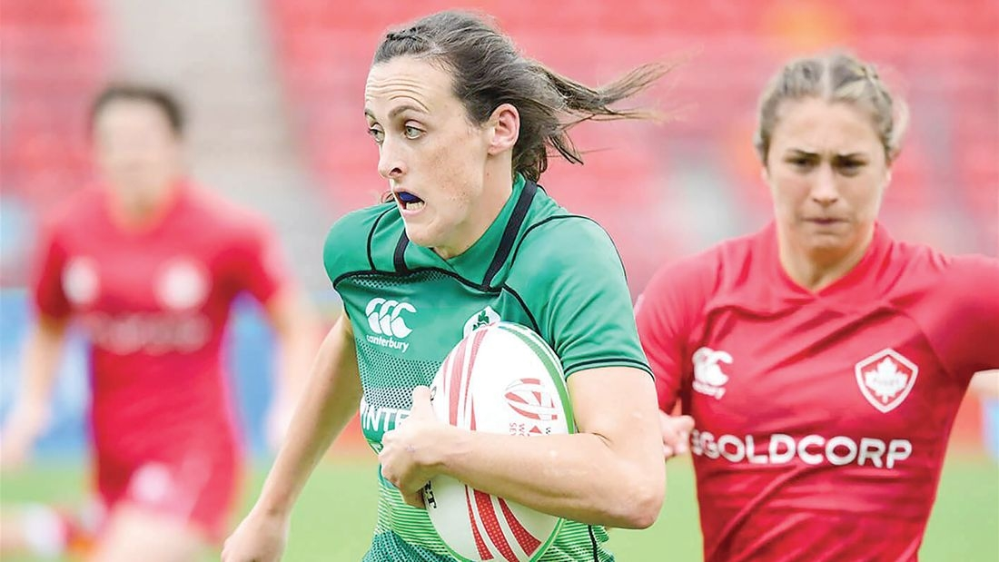 Tyrrell may not again don the Ireland Sevens jersey