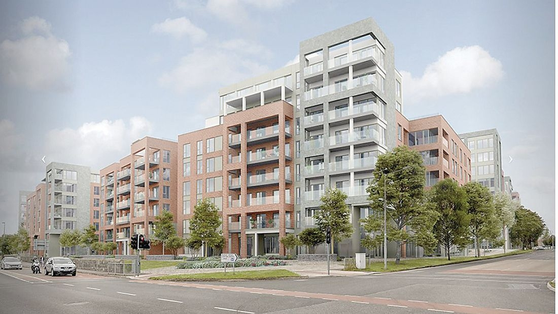 Gallaher's €110 million plans approved for 502 apartments