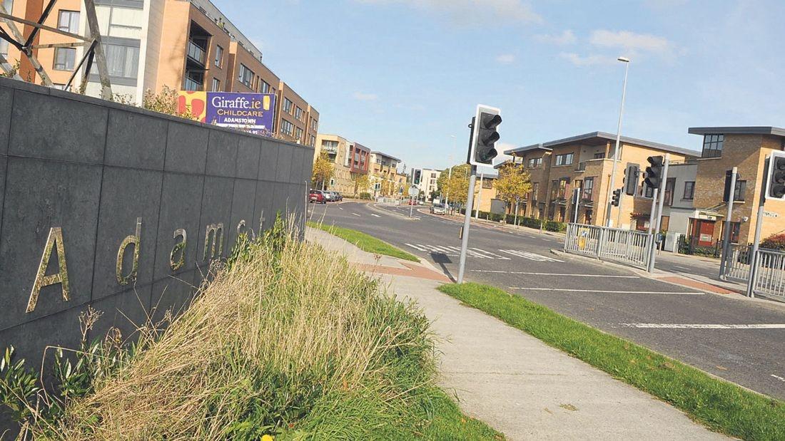 Plans for development of 40 dwellings in Adamstown