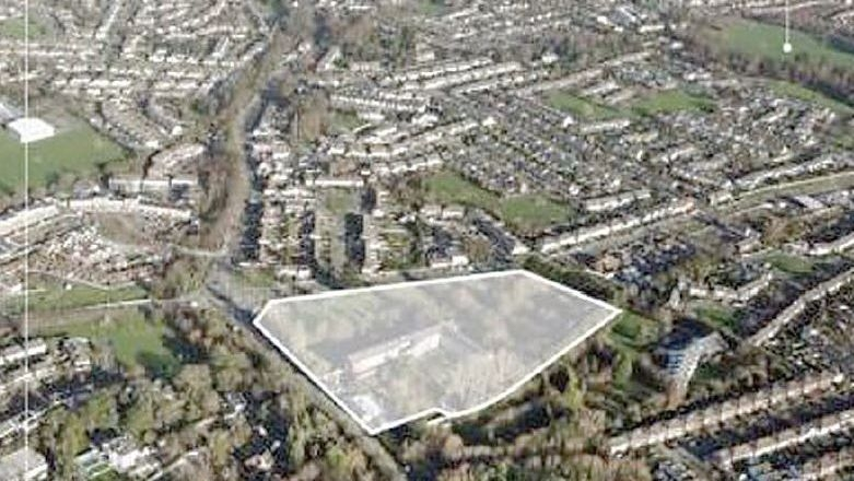 Fast-track plan for 496 apartments in Ballyboden