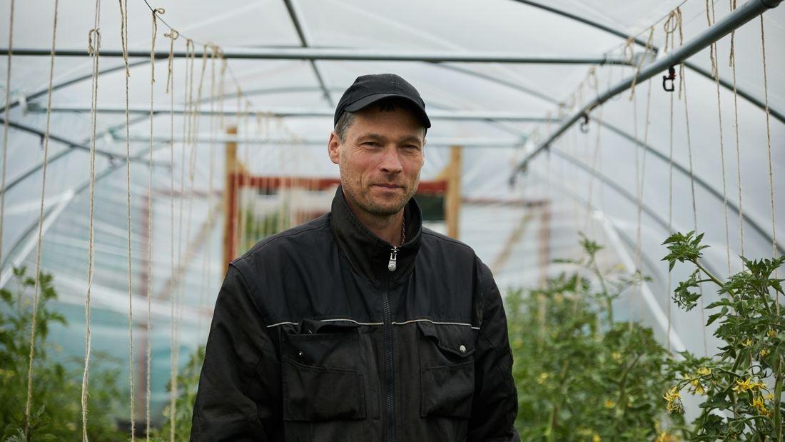 Local Faces: Peadar Lynch, Cherry Orchard Community Garden
