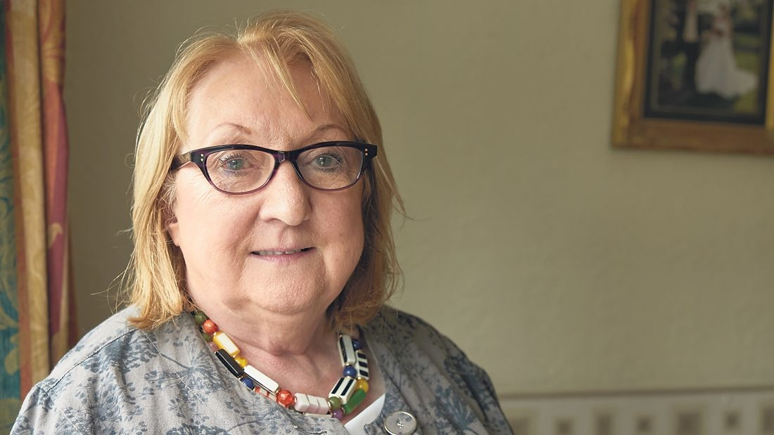 Local Faces: Marie Cronin, East Regional President of the Society of St Vincent de Paul