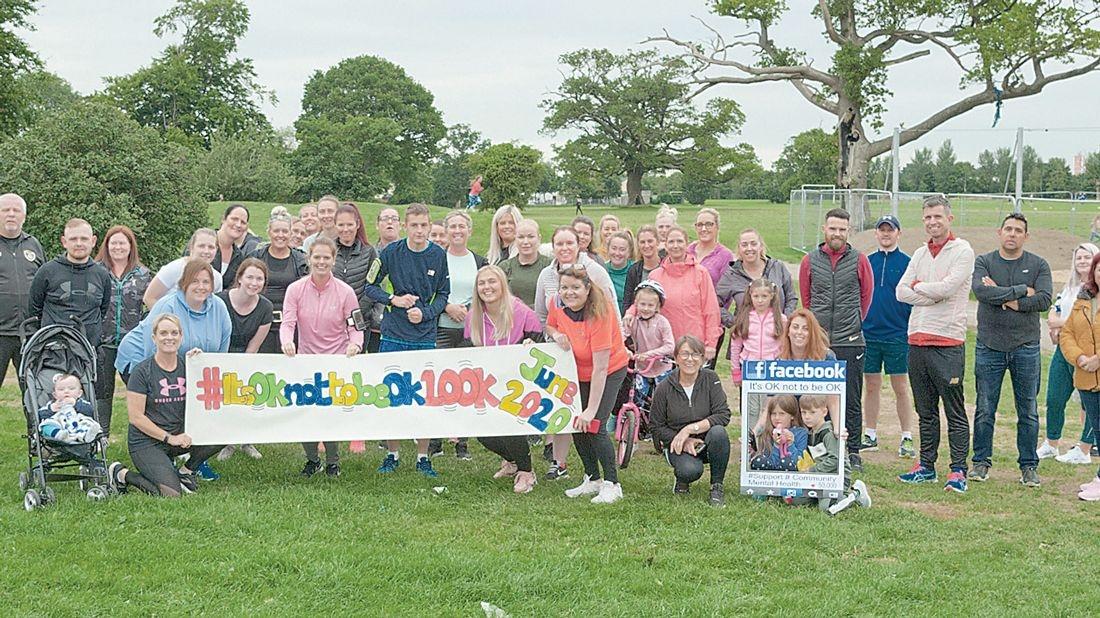 Smaller charities benefit  from 100k challenge in June