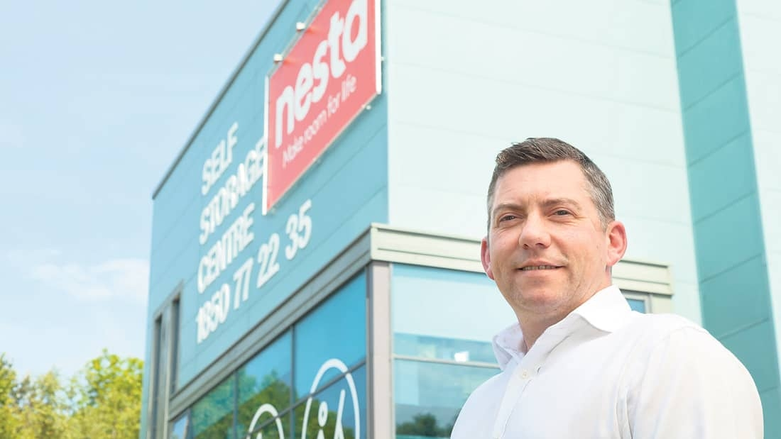 All-time high demand for storage facilities at Nesta