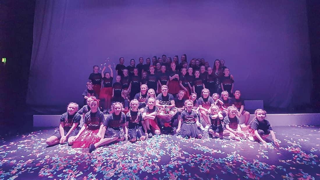 #SupportLocal: Teacher Paul is proud of  his Dance Academy school
