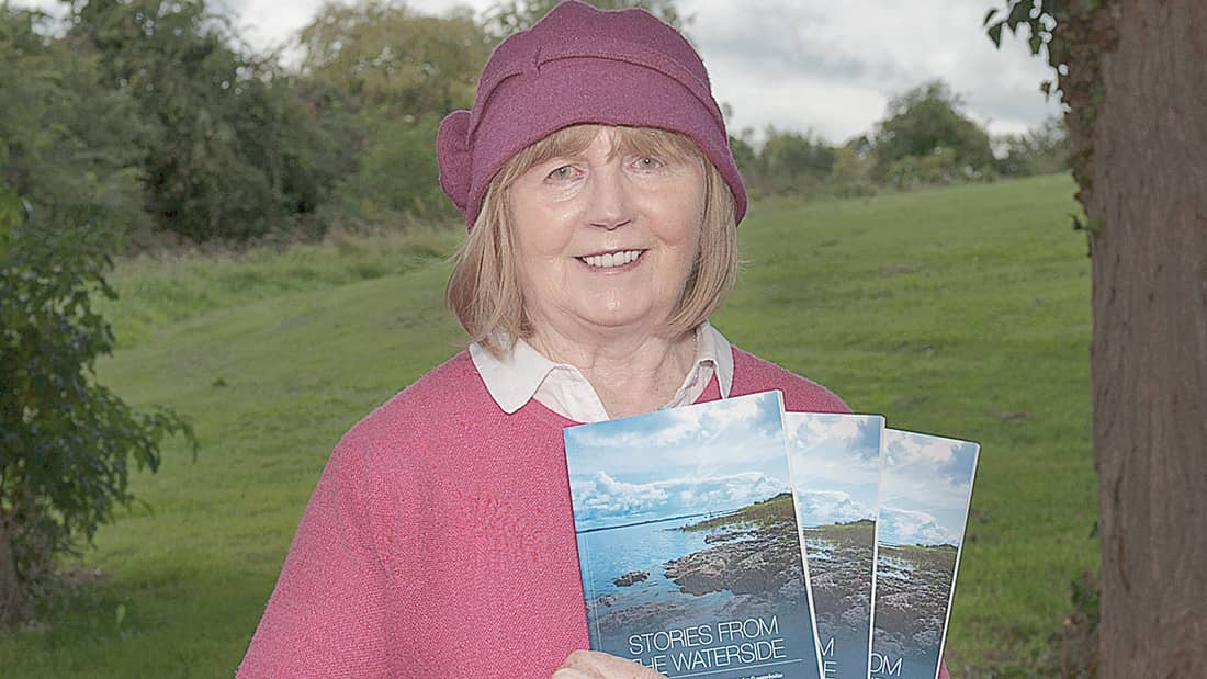 Líle's story is shortlisted from 500 entries around Ireland