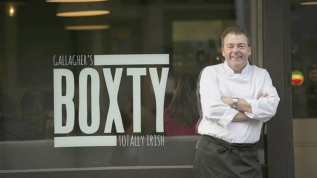Gallagher's Boxty use lockdown period to reset business model