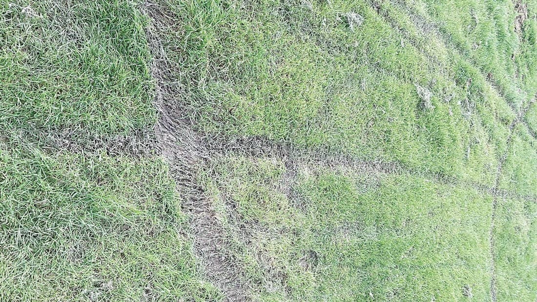 Gardai seize scrambler after pitches are destroyed