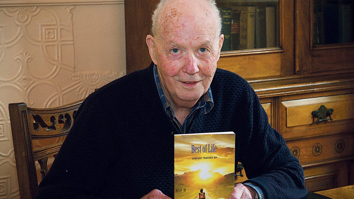 Fr Vincent releases his 10th book, Best of Life