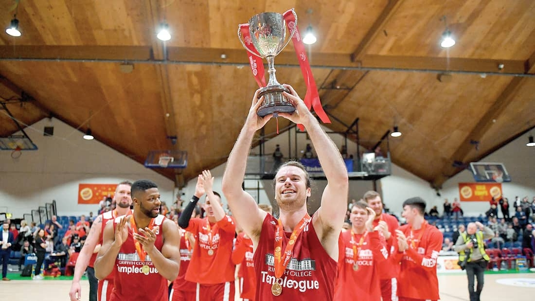 Keenan, James and Killeen look back on the stunning rise of Templeogue