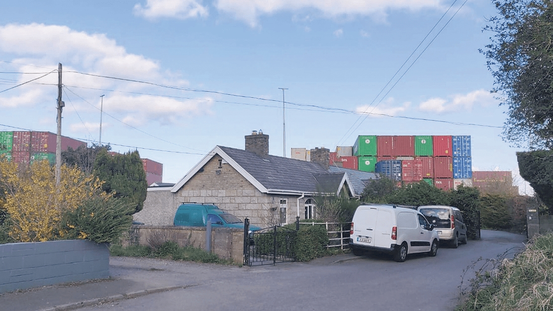 Enforcement notice issued on local freight company