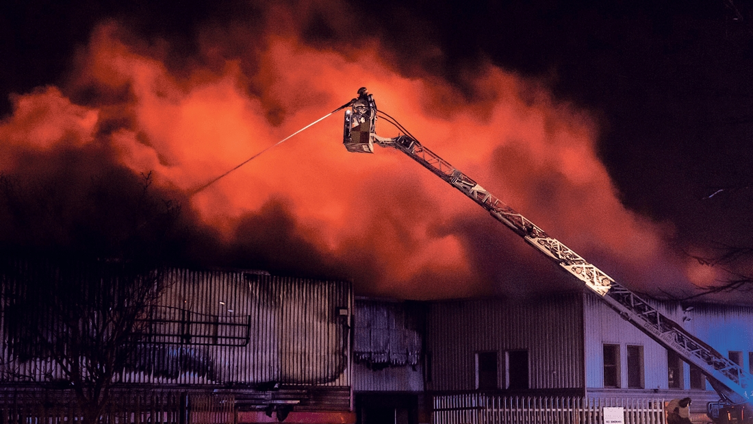 Family business forced to close due to Cookstown blaze
