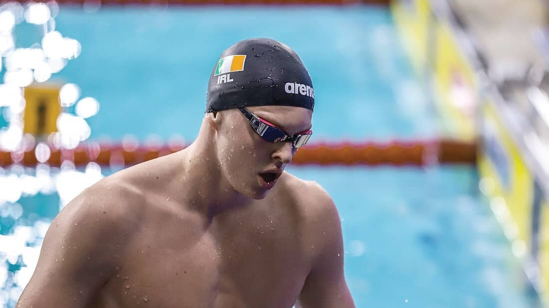 Further opportunities for local swimmers to hit Olympic times