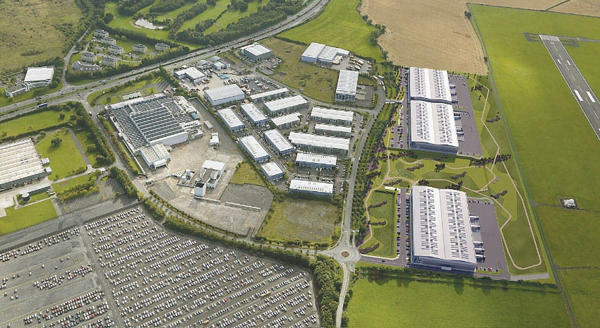 Proposed new €60 million Amazon 'fulfillment centre' planned for Baldonnell